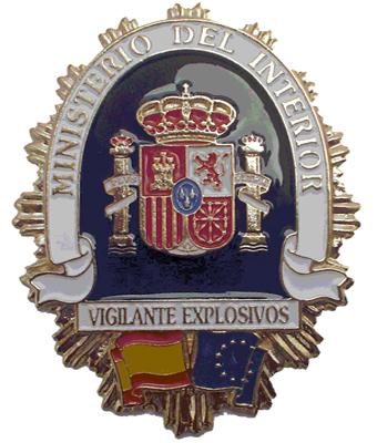 GM Formacion Vigilante de Explosivos