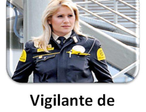 ¡NUEVO CURSO DE VIGILANTE DE SEGURIDAD!