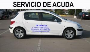 Servicio de Acuda